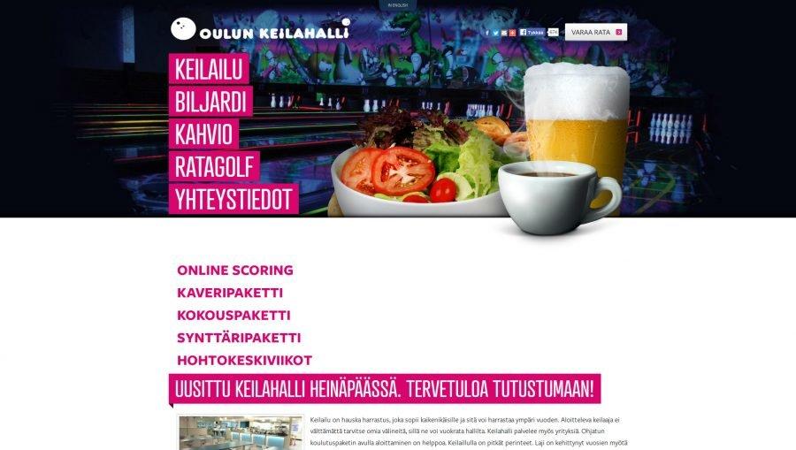 Oulun Keilailutalo Oy